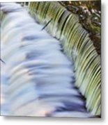 Waterfall Metal Print by June Marie Sobrito