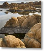 Watson Lake Arizona 13 Metal Print