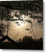 When The Night Comes Metal Print