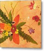 Whirled Away Metal Print by Kathie McCurdy
