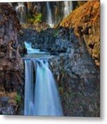 White River Falls State Park Metal Print