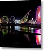 Wildwood New Jersey Metal Print