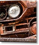Winkin Ford Metal Print
