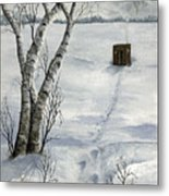 Winter Splendor Metal Print