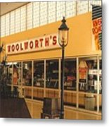 Woolworth's Store At River Roads Mall  Metal Print