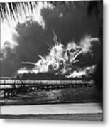 World War II: Pearl Harbor Metal Print