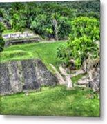 Xunantunich, Ancient Maya, Archaeological Site Metal Print