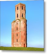 Horton Tower - England Metal Print