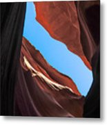 Lower Antelope Canyon Navajo Tribal Park #11 Metal Print