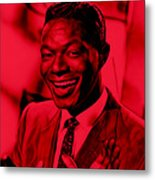 Nat King Cole Collection Metal Print