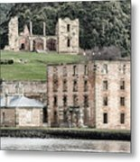 Port Arthur Building In Tasmania, Australia. Metal Print