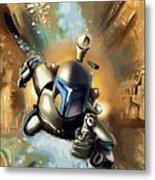 Star Wars For Poster Metal Print