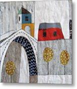 Stari Most, Mostar Metal Print