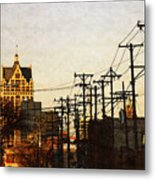 100 East Wisconsin Metal Print