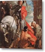 10298 Anthony Van Dyck Metal Print