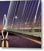 Arthur Ravenel Jr. Bridge  Metal Print