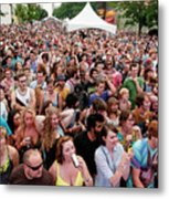 Bele Chere Festival Metal Print