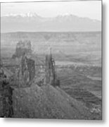 Canyonlands National Park Utah Metal Print