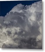 First Nebraska Storm Chase 2015 Metal Print
