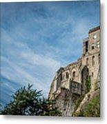 Le Mont Saint Michel Metal Print