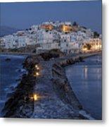 Naxos - Cyclades - Greece Metal Print