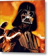 New Star Wars Art Metal Print