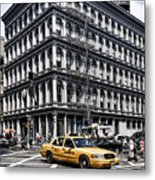 New York Metal Print