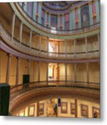 Old Courthouse Metal Print