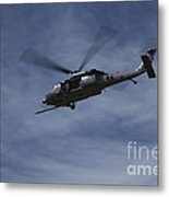 U.s. Air Foce Hh-60g Pave Hawk Metal Print