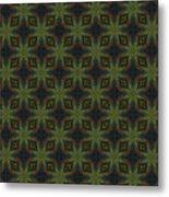 Arabesque 006 Metal Print