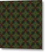 Arabesque 002 Metal Print