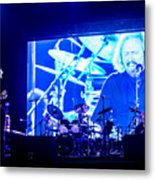 Barry Gibb Metal Print