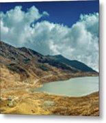 Elephant Lake, Kupup Valley, Sikkim, India Metal Print