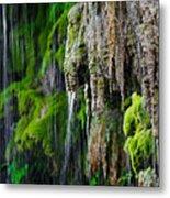 Gormon Falls Colorado Bend State Park.  Metal Print