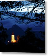 Jamnik Church Of Saints Primus And Felician Metal Print