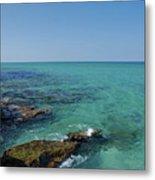 12- Ocean Reef Park Metal Print