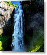Salt Creek Falls Metal Print