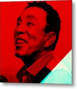 Smokey Robinson Collection Metal Print