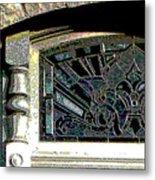 Window Series Metal Print