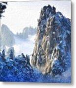 Types Of Landscape Nature Metal Print