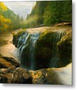 Nature Art Landscape Canvas Art Paintings Oil Metal Print