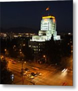 12th And Cambie 1 Metal Print