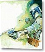 2 Star Wars Poster Metal Print