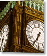 Big Ben In London Metal Print