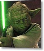 Collection Star Wars Poster Metal Print