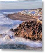 El Golfo - Lanzarote Metal Print