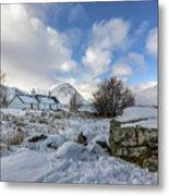 Glencoe - Scotland Metal Print