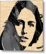 Joan Baez Collection Metal Print