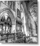 Southwark Cathedral London Metal Print