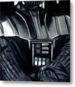Star Wars Episode Poster Metal Print